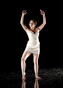 Dancer: Pam Gonzales.  Photo: by Scott Groller
