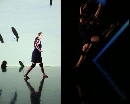 Dancer: Pam Gonzales.  Photos by Steve Gunther.